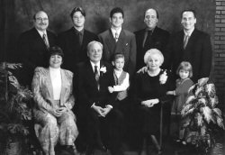 Joseph & Ann Quagliata and their Family  c.2001